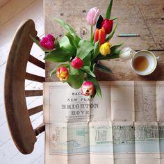 Brighton table