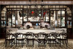 Cluny Bistro - my new favorite French restaurant.