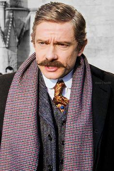 Dr. John H. Watson - Setlock January 2015