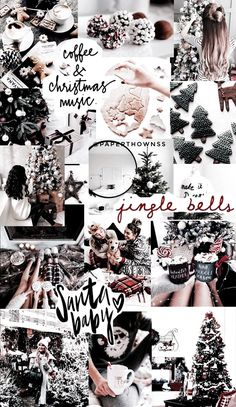 43 Ideas christmas wallpaper aesthetic collage for 2019
