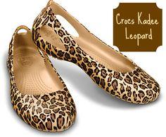 Crocs kadee leopard