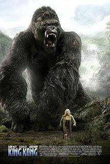 King Kong   #atozchallenge #movies