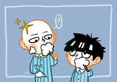 One Punch Man - Saitama&Mob