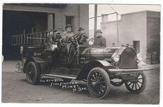 80 H. P. - Fire Truck, Minot, North Dakota