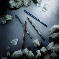 Colour definition eyeliner and kajal pencil can be applied both in and out of the eyelid, giving you the extreme long-lasting intensity to mesmerize everyone around you.