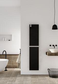 Radiators, Oversized Mirror, Bathing, Bathroom, Projects, Furniture, Design, Home Decor, Bath