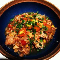 Wild Rabbit Stew