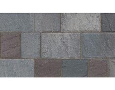 Drivesett Natrale Block Paving Large 240x160x50mm Slate