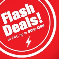 Flash Deals!