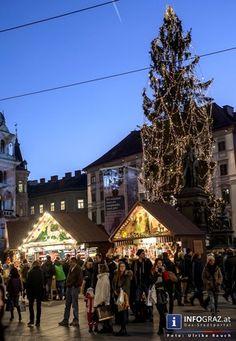 """Fotos: Graz in der Vorweihnachtszeit.  #Stimmungsvoll """"#Adventmärkte #Graz"""" """"#weihnachtlicher #Lichterglanz"""" #Duft #Maroni #Punsch #Glühwein #Vorweihnachtszeit """"#multikultureller #Frauenchor #SoSamma"""" #Weihnachtskonzert #Aktion """"#Steirer #helfen #Steirern"""" #Wonderlend """"#Altgrazer #Christkindlmarkt"""" #Franziskanerviertel """"#Kinder-#Adventmarkt"""" #Joanneumsviertel #Weihnachtsbäckereien #Fotos #Bilder"""