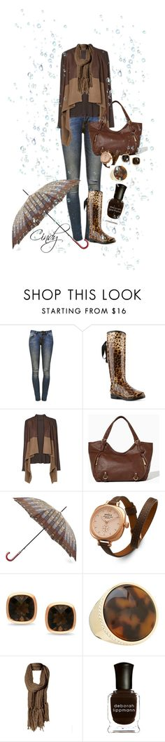 """Fall & Winter"" by cindy32tn ❤ liked on Polyvore featuring Anine Bing, Däv, Missoni, Shinola, Miadora, Michael Kors and Deborah Lippmann"