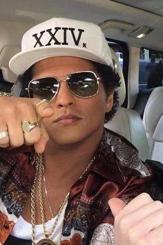 Bruno Mars Is Joining James Corden For Carpool Karaoke