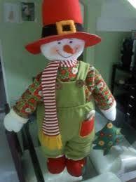 Resultado de imagen para moldes de muñecos navideños en paño lency Free To Use Images, Elf On The Shelf, Margarita, Ronald Mcdonald, Snowman, Diy Crafts, Dolls, Holiday Decor, Projects