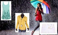 ...zobacz co słychać u inspirowanych stylem: Majowo - deszczowo