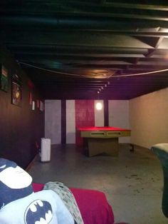 basement redo for my fashion design studio | chance | pinterest