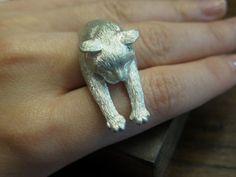 Taki pierścionek mogłabym mieć :-]