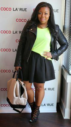 Naja Diamond: Event Recap: CoCo La Rue ONLINE Boutique Launch