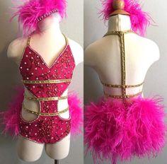 "Genre: Jazz Song: ""Me too"" by Meghan Trainor (Solo. Duo Costumes, Custom Dance Costumes, Dance Costumes Lyrical, Girls Dance Costumes, Dance Outfits, Costume Ideas, Carnival Costumes, Meghan Trainor, Little Girl Dancing"