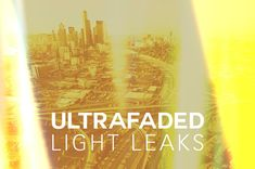Light Leaks is a collection of 100% real light elements that will enhance your videos with beautiful light effects. It is a quick way to add a dream or romantic look to your video creations. http://vegasaur.com/light-leaks