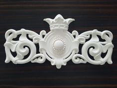 Ornament Nr.258 ca.19x9,5cm € 4 Ice Tray, Silicone Molds, Cookie Cutters, Decorative Plates, Ornaments, Light Switches, Embellishments, Ornament