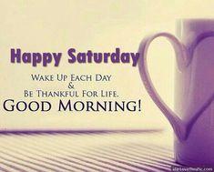 Saturday~
