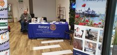 Rotary Club, Paper Shopping Bag, Photo Wall, Frame, Decor, Picture Frame, Photograph, A Frame, Decorating