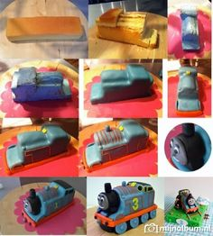 Thomas the train how to