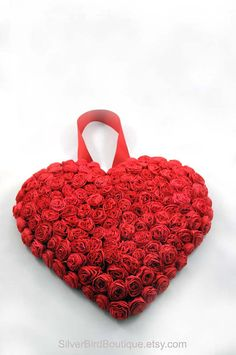 Red in the mixed with Awesome Beauty***Smiles**** by Kedul Kreation on Etsy
