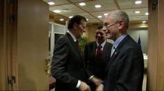 Rajoy, «razonablemente satisfecho» con los avances de España en el presupuesto europeo