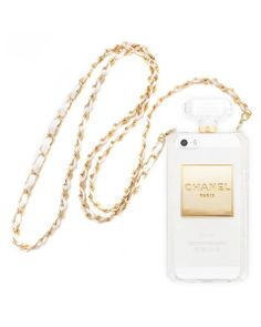 PERFUME BOTTLE PHONE CASE - PREORDER