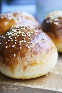 Bułki do hamburgerów Polish Recipes, Culinary Arts, Bread Recipes, Hamburger, Rolls, Cooking, Buns, Breads, Food