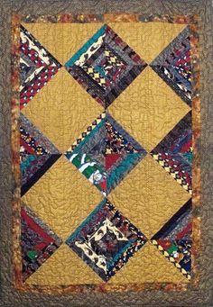 tie quilts patterns | Quilt Styles | Katie Bug Quilting