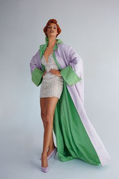 Linda Evangelista by Patrick Demarchelier for Vogue UK 1991