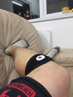 @WatkinsGolf: 'Chilling waiting for the boxing to come on whilst in recovery mode with my @fireflyrecovery devices strapped on!' #SportsRecovery #TeamFirefly #Golf