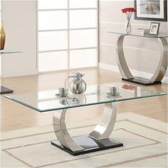 Powell world map printing curved x sided computer desk desks homeentertainment followme ultra modern table group features a floating glass top and large gumiabroncs Image collections
