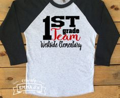 Teacher shirt, teacher, teacher gift, gift ideas, teach, baseball shirt, school…