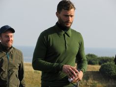 Jamie Dornan at the ADL Day 3 at Kingsbarns. October 03, 2015. http://everythingjamiedornan.com/gallery/thumbnails.php?album=71 thanks to @ScarletteDrake and @Suzy1979 for sharing.