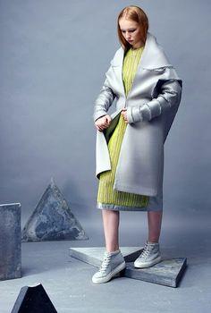 Zita Bettina Merényi 'Provo-CUT' http://www.mikapoka.com/2014/08/the-provo-cut-textile-injurer.html