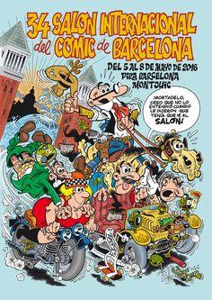 34 Saló del Còmic
