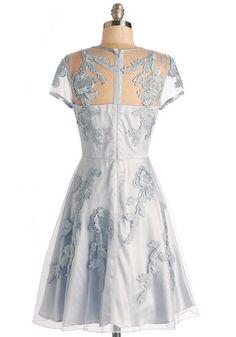 Falling in Lovely Dress   Mod Retro Vintage Dresses   ModCloth.com