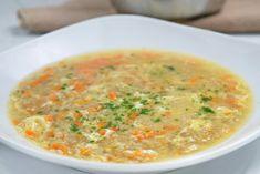 Diese Haferflockensuppe wird mit Karotte verfeinert und ist eine gesunde Vorspei… This oatmeal soup is refined with carrot and is a healthy appetizer. Soup Appetizers, Healthy Appetizers, Healthy Dinner Recipes, Vegetarian Recipes, Cooking Recipes, Simple Appetizers, Authentic Mexican Recipes, Mexican Salsa Recipes, Oatmeal Soup Recipe