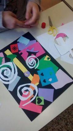 Matisse Henri Matisse, Matisse Kunst, Matisse Art, Artists For Kids, Art For Kids, Montessori Art, 2nd Grade Art, Jr Art, Art Worksheets