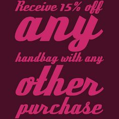 Coach, purse, handbag, hobo clutch Receive 15% off any handbag with a purchase of any other item. Comment when ready to purchase and I will set everything up for you. No restrictions good on regular Handbags and luxury handbags Bags