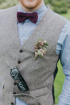 Groom Groomsmen Best Man Waist Coat Bow Tie Chinos Tweed Non-Traditional Country Party Barn Wedding Yorkshire wedding groomsmen Country Wedding Groomsmen, Rustic Groomsmen Attire, Wedding Vest, Groomsmen Outfits, Groom And Groomsmen Attire, Bow Tie Wedding, Groom Outfit, Wedding Country, Best Man Outfit Wedding