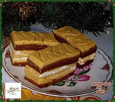 Na mi készült a konyhámban? Sweets Recipes, Cake Recipes, Tiramisu, Cheesecake, Deserts, Naan, Food And Drink, Cookies, Baking