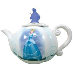 teapot cinderela