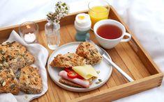 Frokostbriks på sengen Baking, Bakken, Bread, Backen, Reposteria