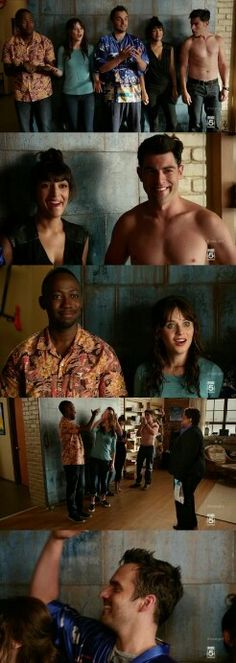 "#NewGirl 4x19 ""The Right Thing"""
