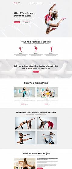 Cafe And Restaurant Responsive Website Template  Template