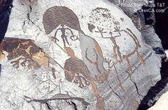 """""""Kyrgyzstan Petroglyphs"""""""
